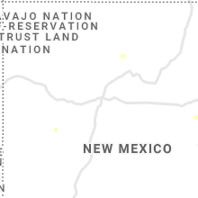 Regional Hail Map for Albuquerque, NM - Tuesday, July 20, 2021