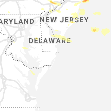 Regional Hail Map for Ocean City, MD - Wednesday, July 21, 2021