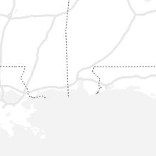 Regional Hail Map for Mobile, AL - Saturday, July 24, 2021