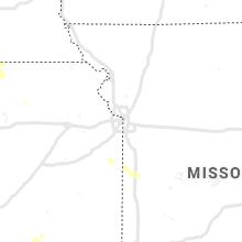 Regional Hail Map for Kansas City, MO - Sunday, July 25, 2021