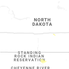 Regional Hail Map for Bismarck, ND - Monday, July 26, 2021