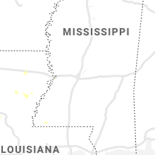 Regional Hail Map for Jackson, MS - Tuesday, July 27, 2021