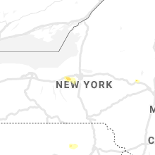 Regional Hail Map for Syracuse, NY - Tuesday, July 27, 2021