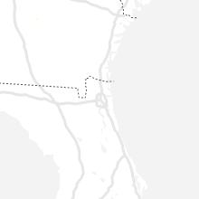 Regional Hail Map for Jacksonville, FL - Wednesday, July 28, 2021