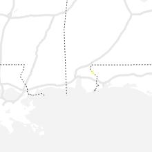 Regional Hail Map for Mobile, AL - Wednesday, July 28, 2021