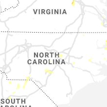 Regional Hail Map for Raleigh, NC - Wednesday, July 28, 2021