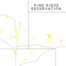 Regional Hail Map for Scottsbluff, NE - Friday, July 30, 2021