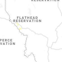 Regional Hail Map for Missoula, MT - Sunday, August 1, 2021