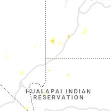 Regional Hail Map for Saint George, UT - Sunday, August 1, 2021