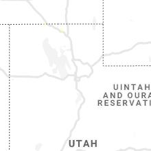 Regional Hail Map for Salt Lake City, UT - Monday, August 2, 2021