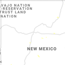 Regional Hail Map for Albuquerque, NM - Tuesday, August 3, 2021