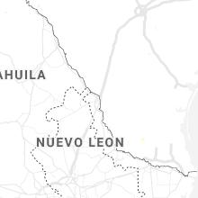 Regional Hail Map for Laredo, TX - Thursday, August 5, 2021