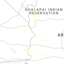 Regional Hail Map for Lake Havasu City, AZ - Tuesday, August 10, 2021