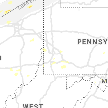 Regional Hail Map for Pittsburgh, PA - Wednesday, August 11, 2021