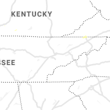 Regional Hail Map for Knoxville, TN - Friday, August 13, 2021
