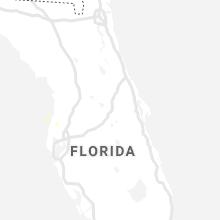 Regional Hail Map for Orlando, FL - Friday, August 13, 2021