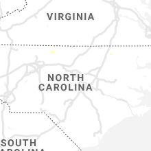 Regional Hail Map for Raleigh, NC - Sunday, August 15, 2021