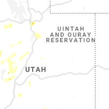 Regional Hail Map for Price, UT - Tuesday, August 17, 2021