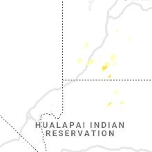 Regional Hail Map for Saint George, UT - Wednesday, August 18, 2021