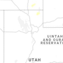 Regional Hail Map for Salt Lake City, UT - Saturday, August 21, 2021