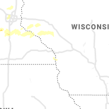 Regional Hail Map for La Crosse, WI - Monday, August 23, 2021