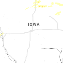 Regional Hail Map for Des Moines, IA - Friday, August 27, 2021