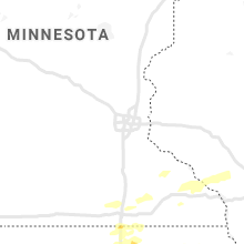 Regional Hail Map for Minneapolis, MN - Friday, August 27, 2021