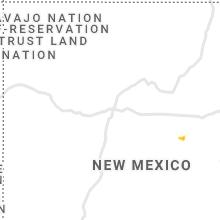 Regional Hail Map for Albuquerque, NM - Sunday, August 29, 2021