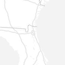 Regional Hail Map for Jacksonville, FL - Thursday, September 2, 2021