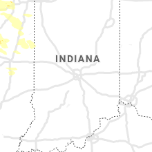 Regional Hail Map for Indianapolis, IN - Tuesday, September 7, 2021