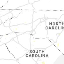 Regional Hail Map for Charlotte, NC - Wednesday, September 8, 2021