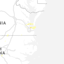 Regional Hail Map for Virginia Beach, VA - Wednesday, September 8, 2021