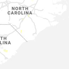 Regional Hail Map for Wilmington, NC - Wednesday, September 8, 2021