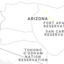 Regional Hail Map for Phoenix, AZ - Thursday, September 9, 2021
