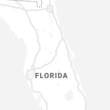 Regional Hail Map for Orlando, FL - Friday, September 10, 2021