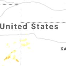 Regional Hail Map for Colby, KS - Sunday, September 12, 2021