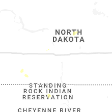 Regional Hail Map for Bismarck, ND - Monday, September 13, 2021