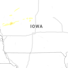 Regional Hail Map for Des Moines, IA - Monday, September 13, 2021