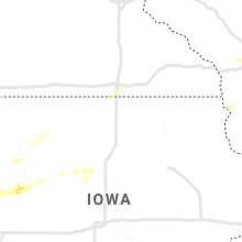 Hail Map for mason-city-ia 2021-09-13