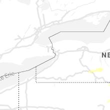 Regional Hail Map for Buffalo, NY - Wednesday, September 15, 2021