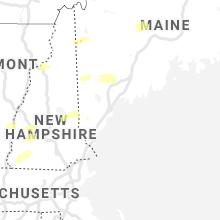 Regional Hail Map for Portland, ME - Wednesday, September 15, 2021