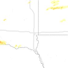 Regional Hail Map for Sioux Falls, SD - Thursday, September 16, 2021