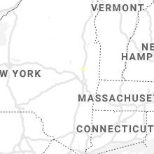 Regional Hail Map for Schenectady, NY - Saturday, September 18, 2021