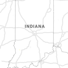 Regional Hail Map for Indianapolis, IN - Sunday, September 19, 2021