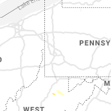 Regional Hail Map for Pittsburgh, PA - Tuesday, September 28, 2021