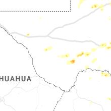 Hail Map for alpine-tx 2021-09-30
