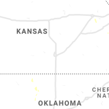 Regional Hail Map for Wichita, KS - Thursday, September 30, 2021