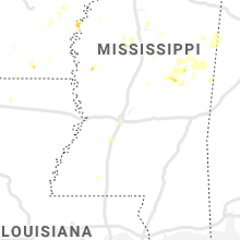 Regional Hail Map for Jackson, MS - Tuesday, October 5, 2021