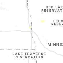 Hail Map for fargo-nd 2021-10-08