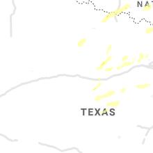 Regional Hail Map for Abilene, TX - Sunday, October 10, 2021